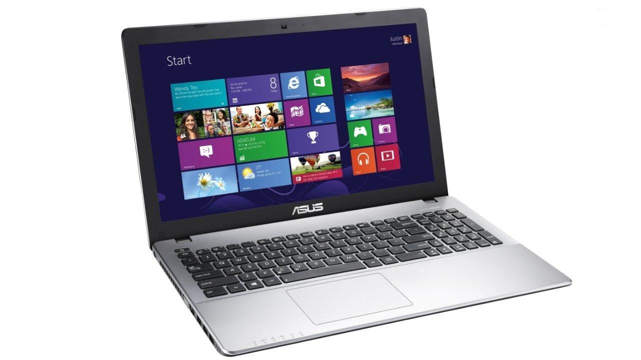 Ноутбук бу Asus X550L