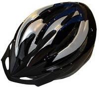 Велошлем кросс-кантри ZLT HB13 черный с синим - M