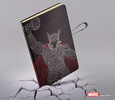Ограниченная серия Moleskine® The Avengers