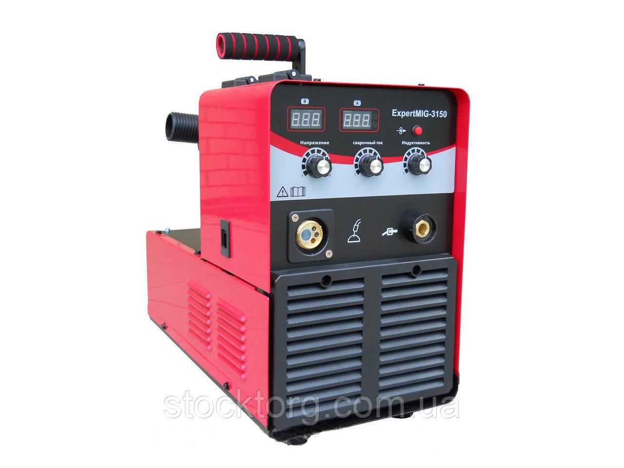 Сварочный инверторный полуавтомат Edon EXPERTMIG 3150