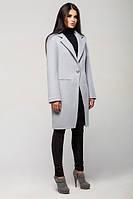 Женское пальто кашемировое весна осень