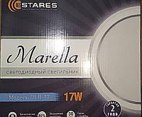 Накладной светодиодный светильник LED  Marella: DLR-17 17w AC230V