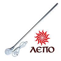 ТЭН для полотенцесушителя, радиатора с терморегулятором термостатом 600Вт