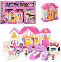 Игрушечный домик для кукол WD-922Е  HN