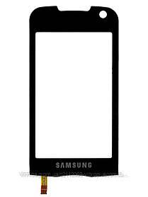Тачскрин (сенсор) Samsung B7722 h/c, black (черный)