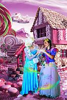 """День рождение в стиле """"Холодное Сердце"""" . Эльза и Анна. Харьков"""