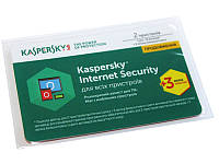 Kaspersky Internet Security 2017 Multi-Device 2 Device 1 year + 3 mon. Renewal Card