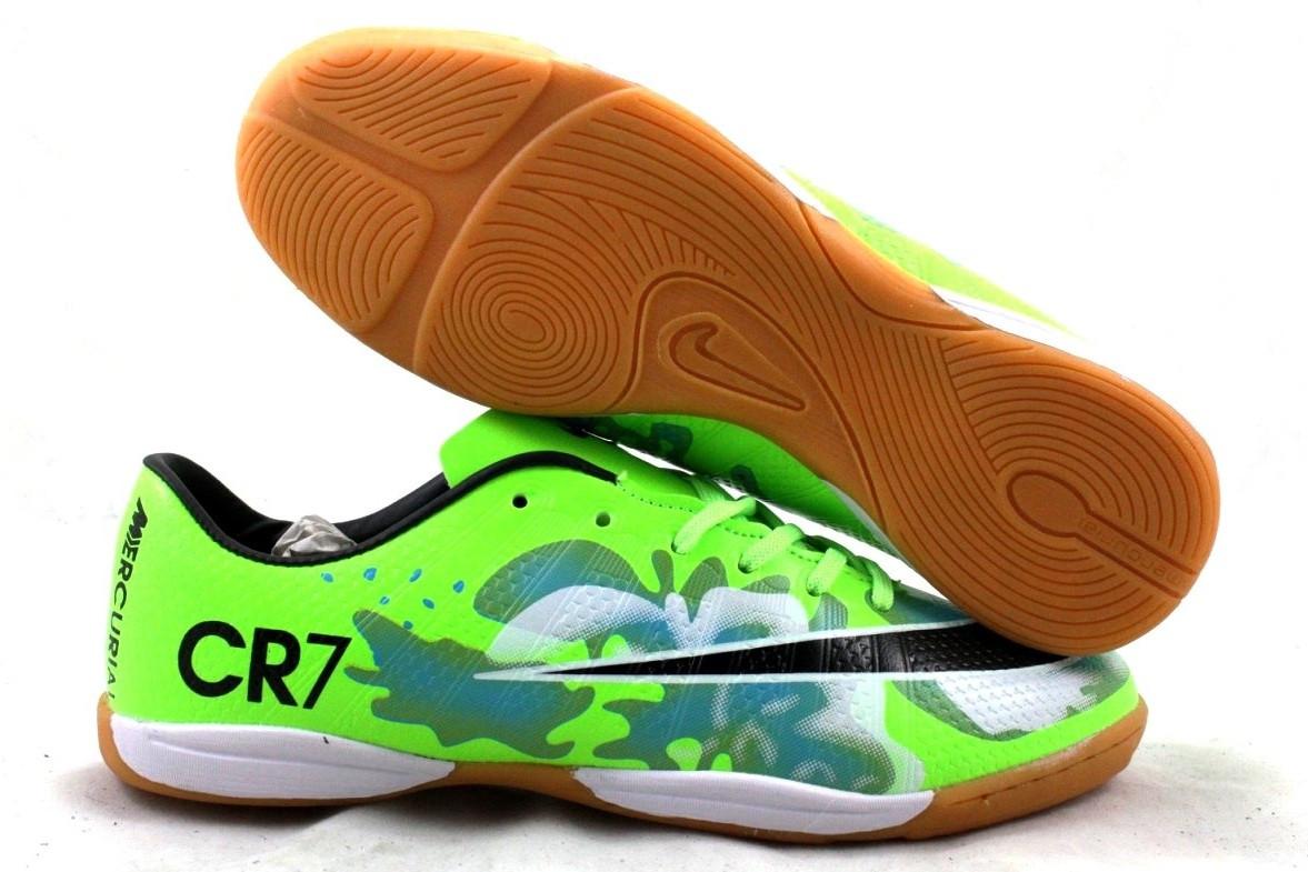 967a8069 Футзалки (бампы) Nike Mercurial Victory CR7 IC - Интернет-магазин