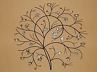 """Подсвечник """"Яблоня в цвету"""" - предмет декора интерьера"""