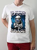 "Мужская футболка ""Deep Space"""