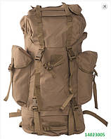Рюкзак  MIL-TEC GERMAN  LARGE RUCKSACK 65л 14023005 бундес койот