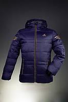 Куртка мужская Y-15 синяя, р.L
