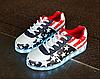 Светящиеся кроссовки Америка