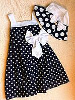 Нарядное платье для девочки Ангелина