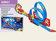 """Детский инерционный трек 68801 - автотрек типа """"Hot Wheels"""""""
