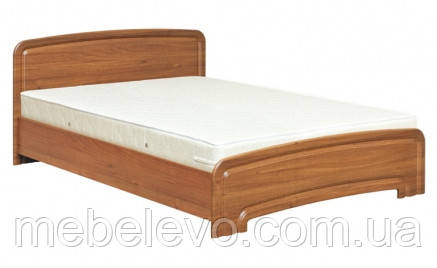 Кровать К-160 Классика ДСП  160х200 800х1680х2030мм  Абсолют