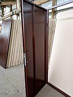 Техническая дверь 1 метал 30 мм 860*2050
