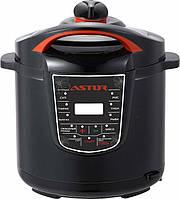 Мультиварка-скороварка Astor CY-1565 Black