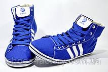 Кеды мужские Adidas Neo, Blue, фото 3