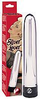 Классический вибратор - Vibrator Silver Lover