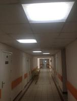 LED светильники для медицинских учреждений