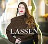 Вязаный свитер ручной работы L86, фото 7