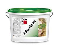 Силикатная краска Баумит СиликатКолор (Baumit SilikatColor),25 кг