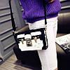 Женская жесткая мини-сумочка , фото 2