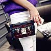 Женская жесткая мини-сумочка , фото 5