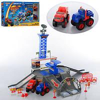 Детская игрушка мега-парковка 651, паркинг