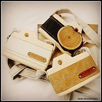 Детская фотокамера BabyBro Skin эко-гаджет для будущих фотографов