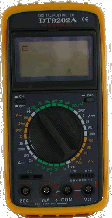Мультиметр DT-9202А     .f