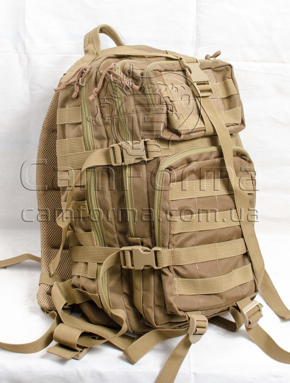 Рюкзак Tactic S (25L)  койот Cordura