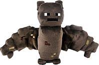 Мягкая игрушка летучая мышь Bat Майнкрафт minecraft
