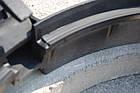 Люк чугунный канализационный тяжелый KASI тип Т (С250) KСU71P (Чехия), фото 9