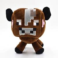 Мягкая игрушка Корова Майнкрафт minecraft Cow