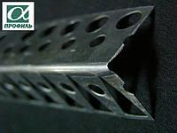 Угол перфорированный алюминий 3м