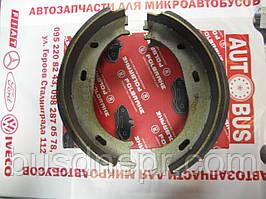 Колодки ручника MB Sprinter 96-06 пр-во POLBRAKE PB21456