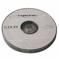 Диск Esperanza  CD-R 700Mb 52xbulk 10 (20606)
