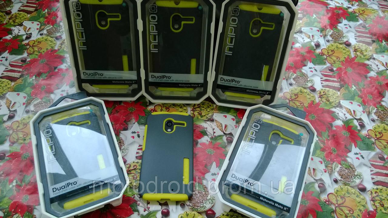 best service a4849 b8e57 Чохли Incipio DualPro for Motorola Moto X: продажа, цена в Рівному. чохли  для телефонів, mp3 плеєрів ...