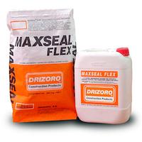 Maxseal Flex - гидроизоляция двухкомпонентная гибкая. Макссил Флекс