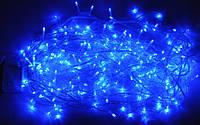 Новогодняя гирлянда разноцветная/синяя 400L SIX CORNER LED LIGHT