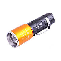 Ліхтарик Bailong Police B32-LM Orange