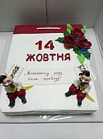 "Торт на заказ ""Справжні козаки"""
