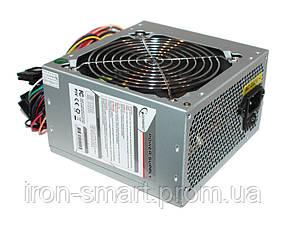 Блок питания Gembird 350W CCC-PSU10-12, 120 mm, 20+4pin, 1x4pin, SATA х 3, Molex 2x4pin, кабеля немодульные
