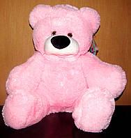 Плюшевый медведь на подарок, мягкая игрушка мишка. Плюшевый медведь купить, мишка 70 см Машинная/ручная, Животное, Розовый