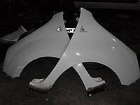 Крыло переднее левое правое Крило белое Рено Канго кенго 2 Renault Kangoo