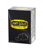 Amy Gold Уголь Кокосовый 1kg, фото 1