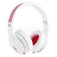 Наушники MONSTER Adidas Бело-красные