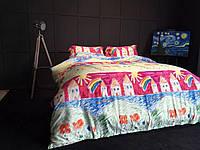 Стильный комплект постельного с принтом Dolche Gabanna 2016-2017